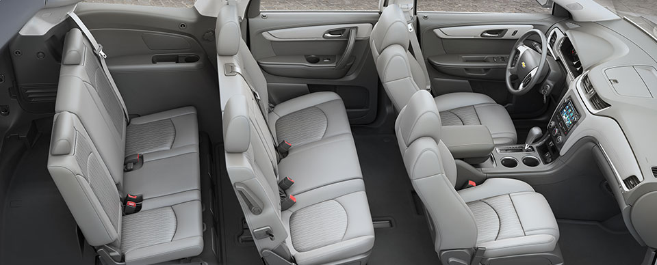 Gm Cars With Third Row Seating